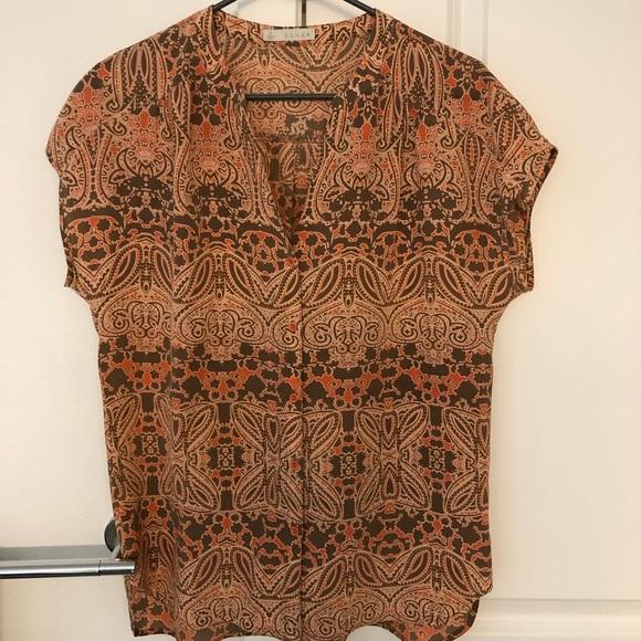 hinge Tops - Hinge button up shirt